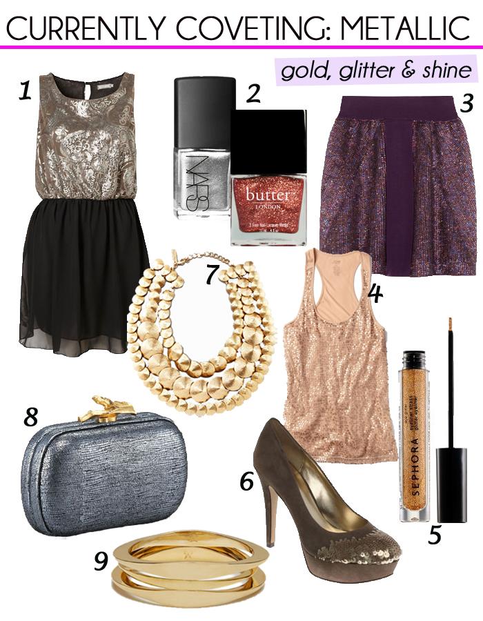Glitter-Metallic