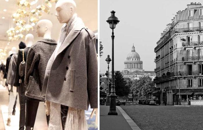 A glimpse into the Paris tour with Via Rue Travels.