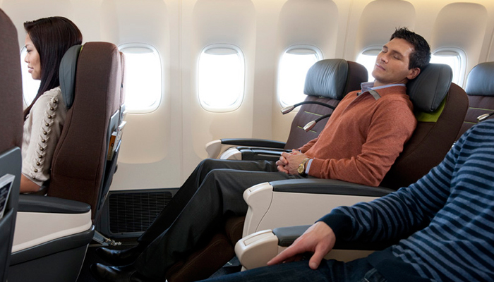 Comfort Class in Turkish Airlines