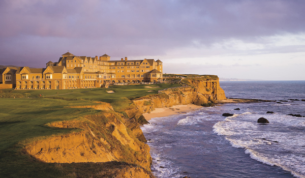 The Ritz-Carlton, Half Moon Bay, California.