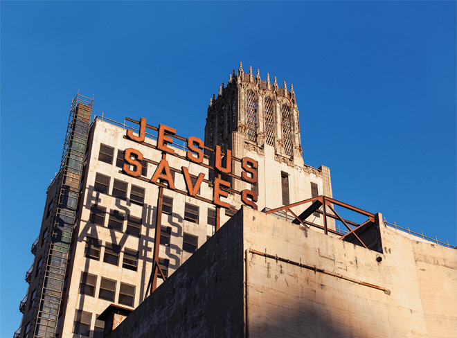 The Ace Hotel Los Angeles.