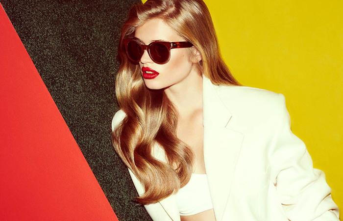 Zanzan Eyewear's Spring 2014 campaign.