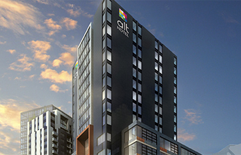 Alt Hotel Opens In Montreal S Newest Hot Spot Travel