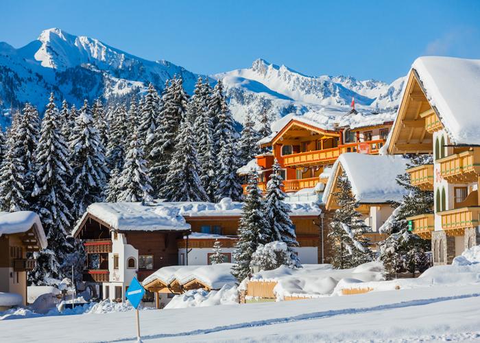 Austria-skiing