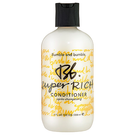 bumble and bumble rich conditioner travelandstyle