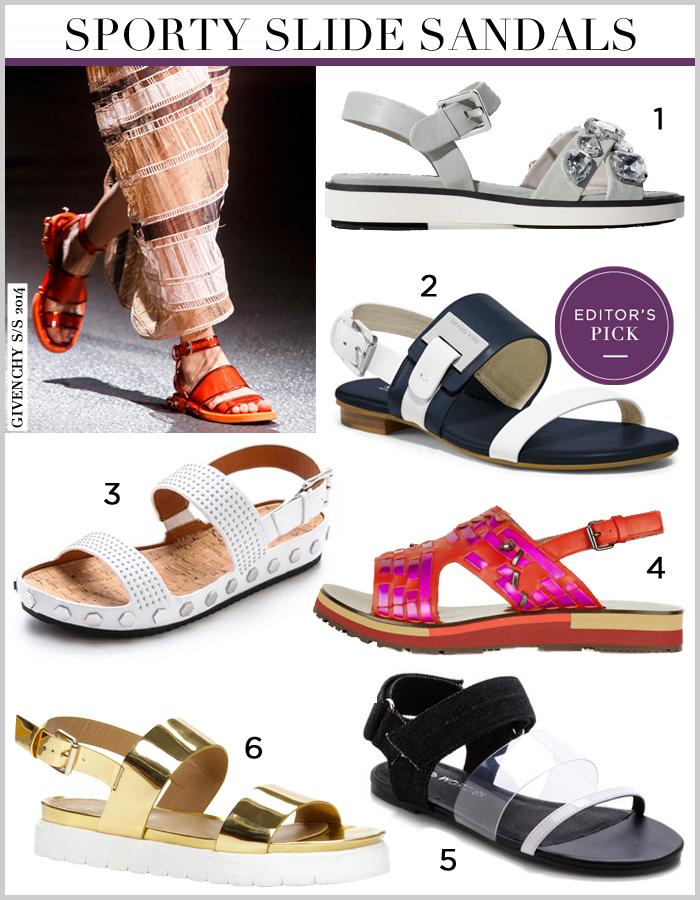 Slide-Sandals