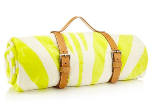 MaslinCo-Zebra-Towel