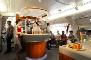 Flying Emirates A380: Fast & Ultra-Luxurious