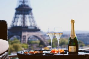 Shangri-La Hotel Paris Welcomes Three Summer Terraces