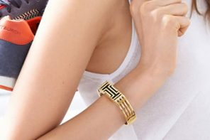 Tory Burch Collaborates with Fitbit