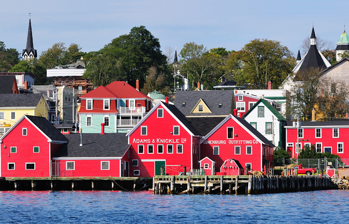 Lunenburg-Nova-Scotia