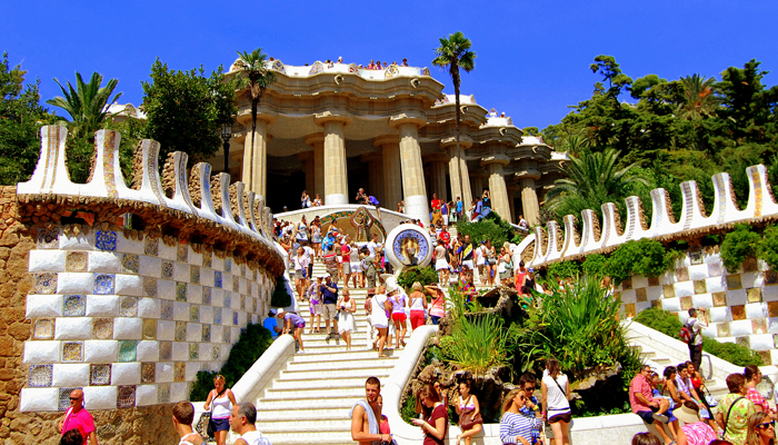 ParcGuell-Barcelona