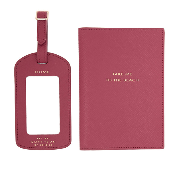 SMYTHSON-Textured-leather-travel-set