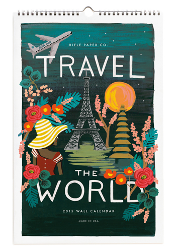 Travel-the-World-Calendar
