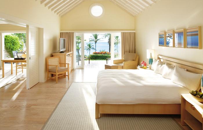 A suite at Elbow Beach Bermuda.