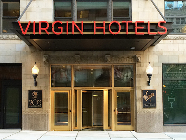 All images courtesy Virgin Hotels Group.