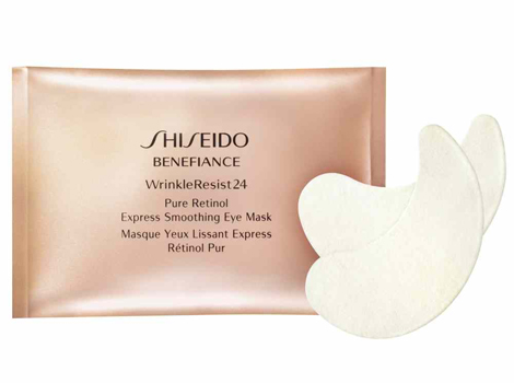 Shiseido Benefiance Smoothing Eye Mask