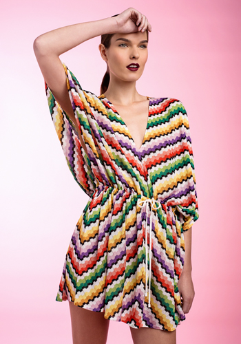 The Missoni Kaftan ($900).