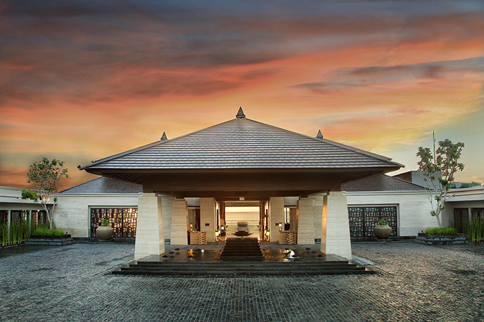 the ritz bali yoga
