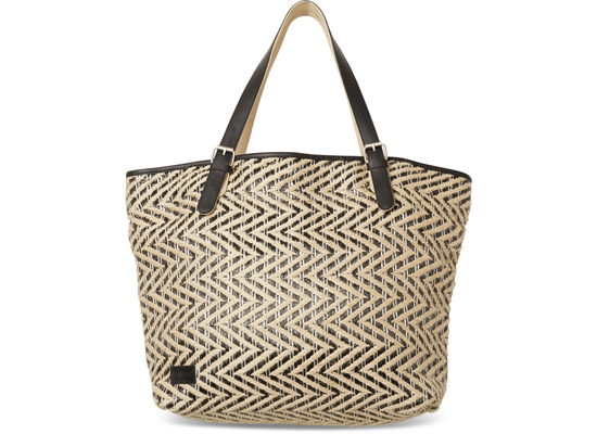 Islander-Black-Multi-Chevron-Straw-Tote