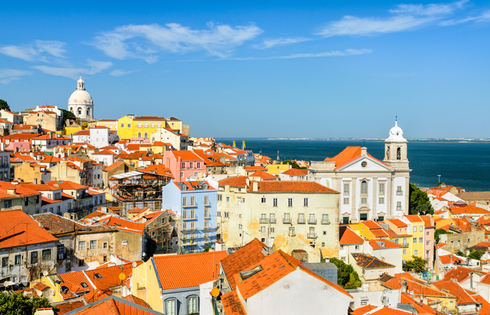 Image of Lisbon courtesy Shutterstock.
