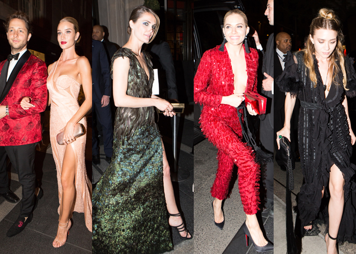 Post-MET Gala Celebrations at The Mark Hotel | Travel & Style