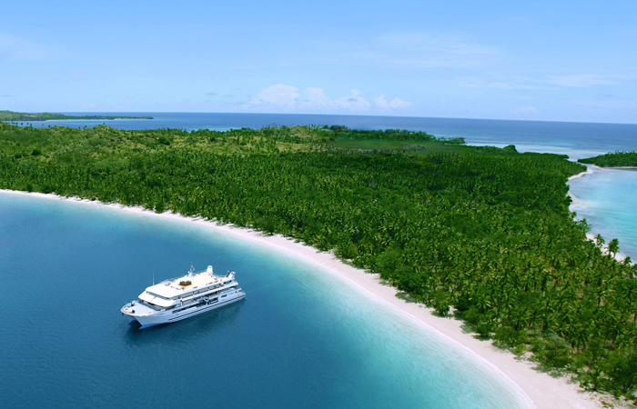 Image courtesy Blue Lagoon Cruises.