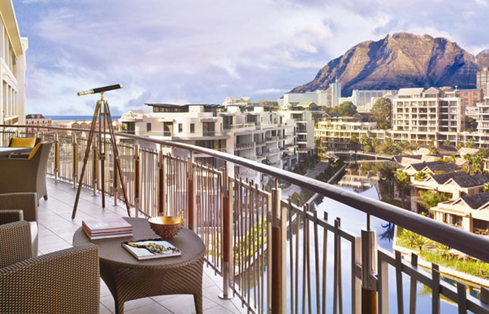 A Suite at the One&Only Capetown.