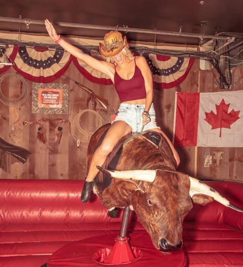 Image courtesy Rock 'n' Horse Saloon.