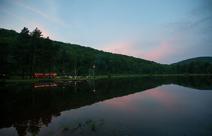 Glendorn-Lake