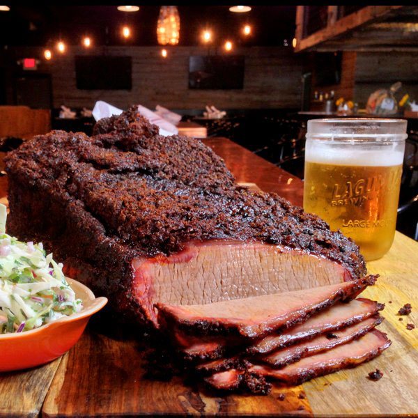 Who could say no to this brisket? Image courtesy of Bootleggers.