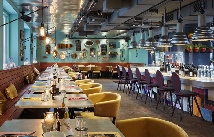 1500 Foodmakers interior