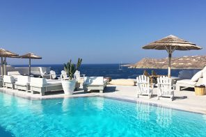Hotel Review: Greco Philia, Mykonos, Greece