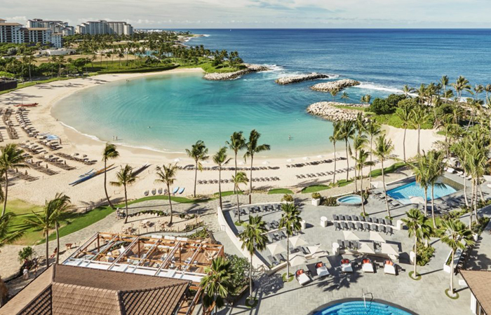 Four Seasons Oahu Beach