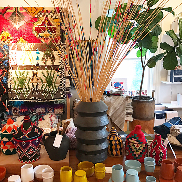 Global finds at Sand & Sumac