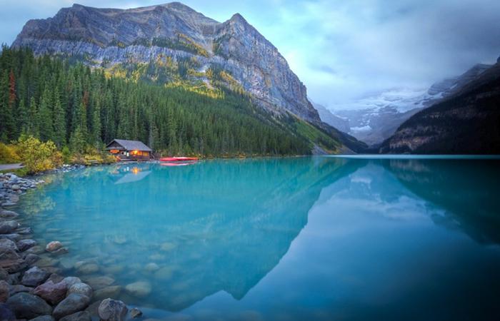 Canadian Travel Bucket List: Lake Lousie