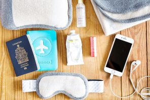 GIVEAWAY: Win 1 of 2 Luxe Volprivé Travel Sets