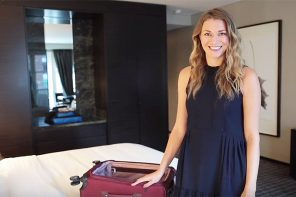 VIDEO: The Secrets To Packing Just a Carry-On