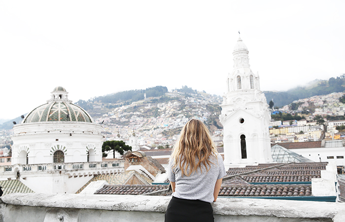 Quito: Exploring the city best views