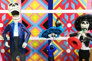 How to Celebrate Day of The Dead in Mexico City