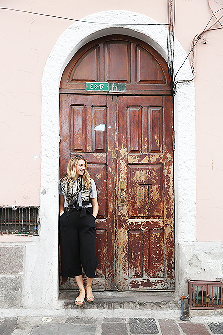 Quito: Exploring the city streets