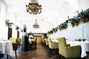 Inside One of the Few Michelin Star Vegetarian Restaurants in The World in Vienna