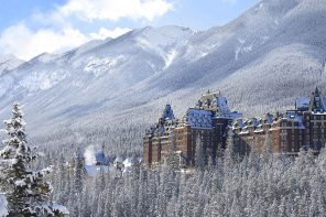 The Most Iconic Hotels in Canada