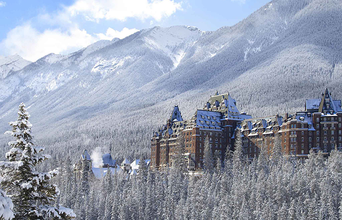 Iconic Canadian Hotels: Fairmont Banff Springs