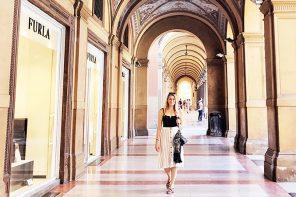 A Stopover in Bologna