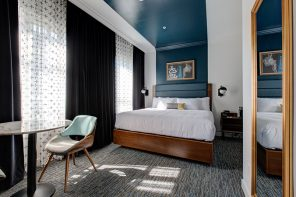 Hotel We Love: Hotel Belmont, Vancouver