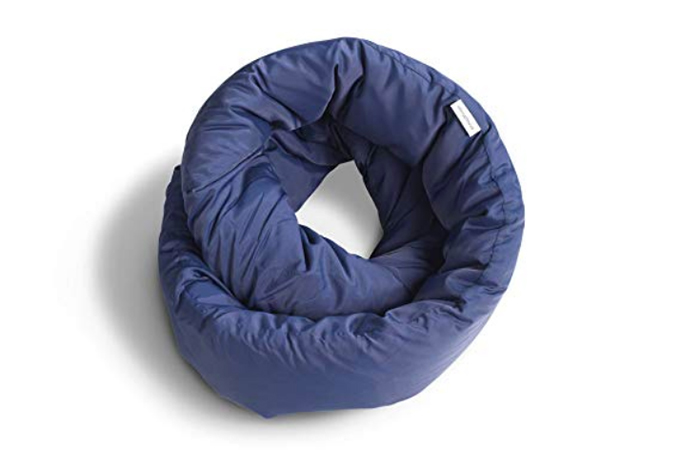 huzi infinity travel pillow