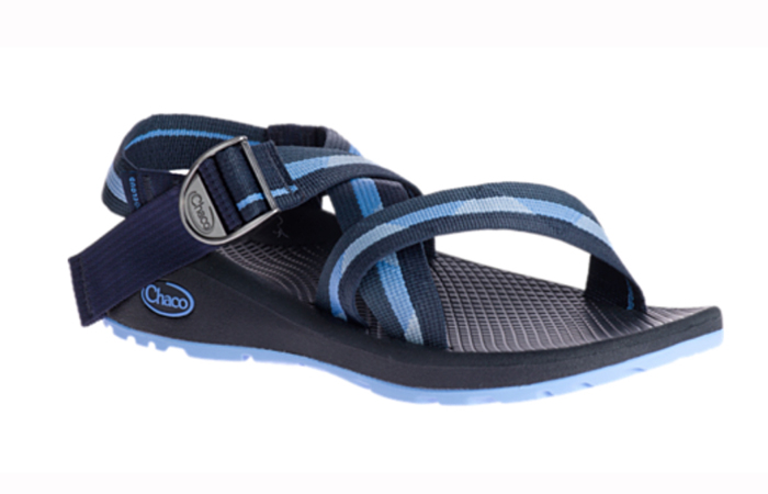 spring break sandals: Chacos ziplining