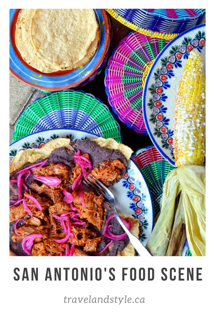 San Antonio's Food Scene