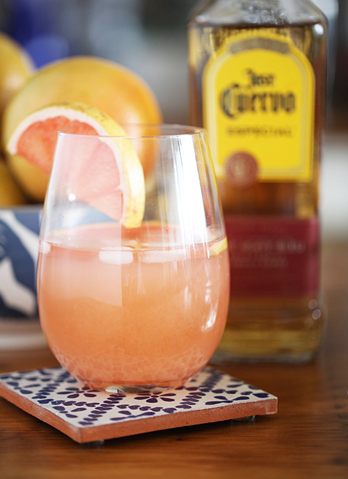 Travel cocktails: The Paloma